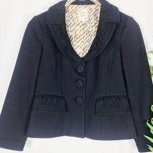 Flattering Black Blazer Chic Work Nanette Lepore